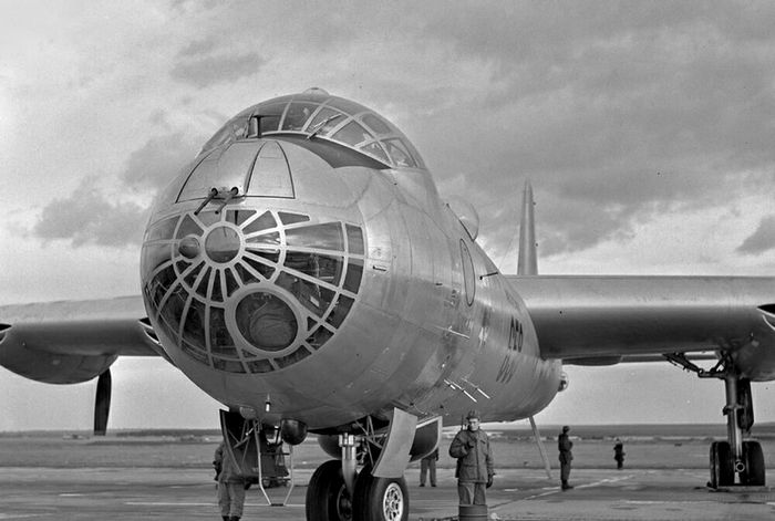 Convair b-36 peacemaker на службе