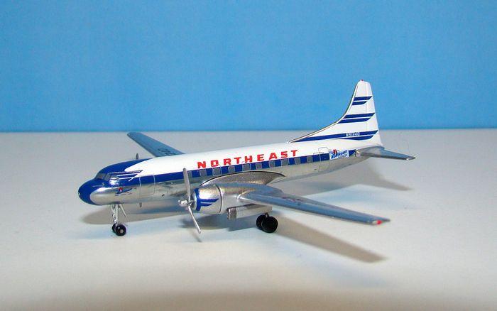Convair cv-240 convairliner. технические характеристики. фото.