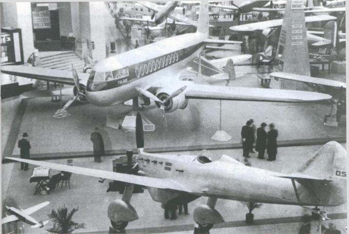 «Дакота» по-французски. опытный пассажирский самолет breguet 470 t12 «fulgur». франция