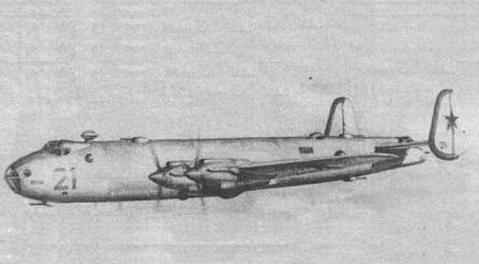 Дальний бомбардировщик «64» (проект).