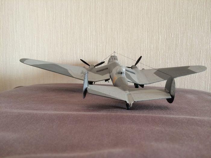 Дальний бомбардировщик ер-2 (дб-240).