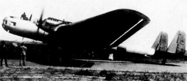 Дальний бомбардировщик hiro g2h1. япония