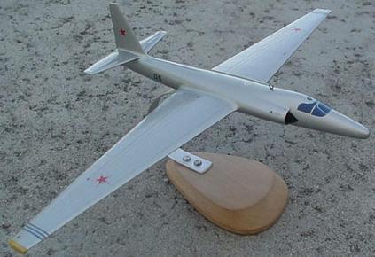 Дальний высотный самолет-разведчик с-13 (проект).
