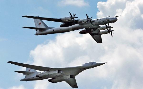 Дальняя авиация. российская дальняя авиация.