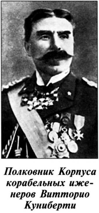 «Данте алигьери» - первый итальянский линкор