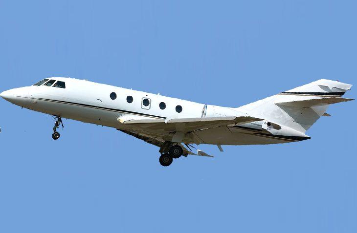 Dassault falcon 20. спецификация. технические характеристики. фото