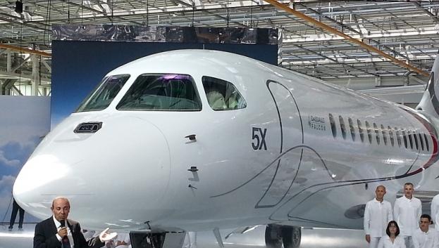 Dassault falcon 5x. технические характеристики. фото.