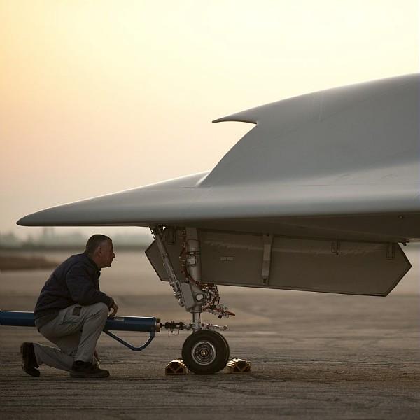 Dassault neuron боевой бпла