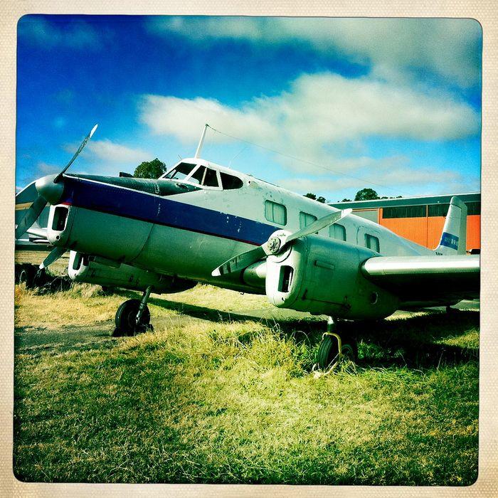 De havilland australia dha-3 drover. технические характеристики. фото.