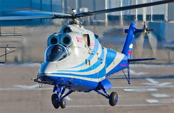 Демонстратор перспективного скоростного вертолета. фото. обзор.