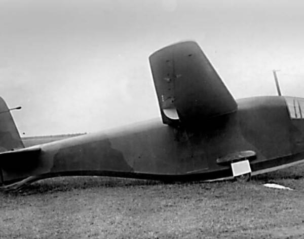 Десантный планер а-7 («рот фронт-8»).