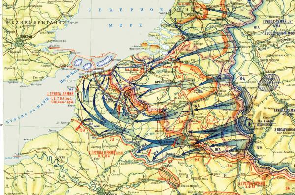 Дюнкеркский плацдарм или союзники не динамят в 1940 .