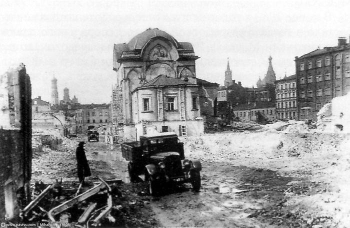 Дневник москвички. сентябрь – октябрь 1941