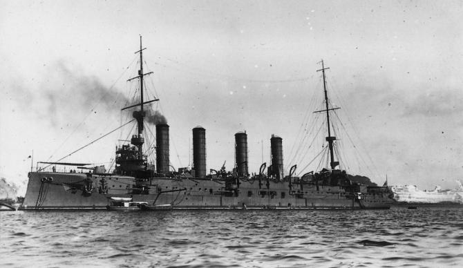 Дополнение к части vii: витязи и их богини (модернизация крейсеров флотилии сло)