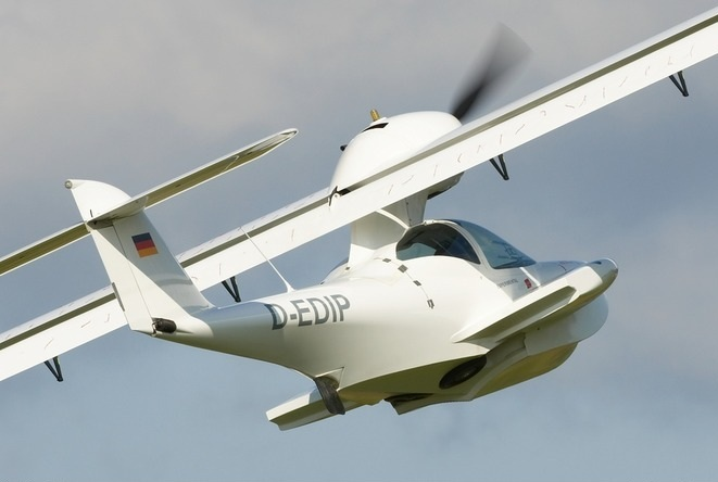 Dornier s-ray 007. технические характеристики. фото.