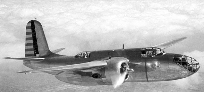 Douglas a-20 havoc, db-7. фото. характеристики.