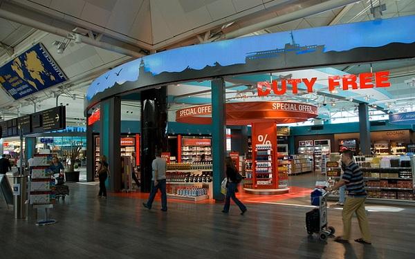 Duty free аэропорт стамбул