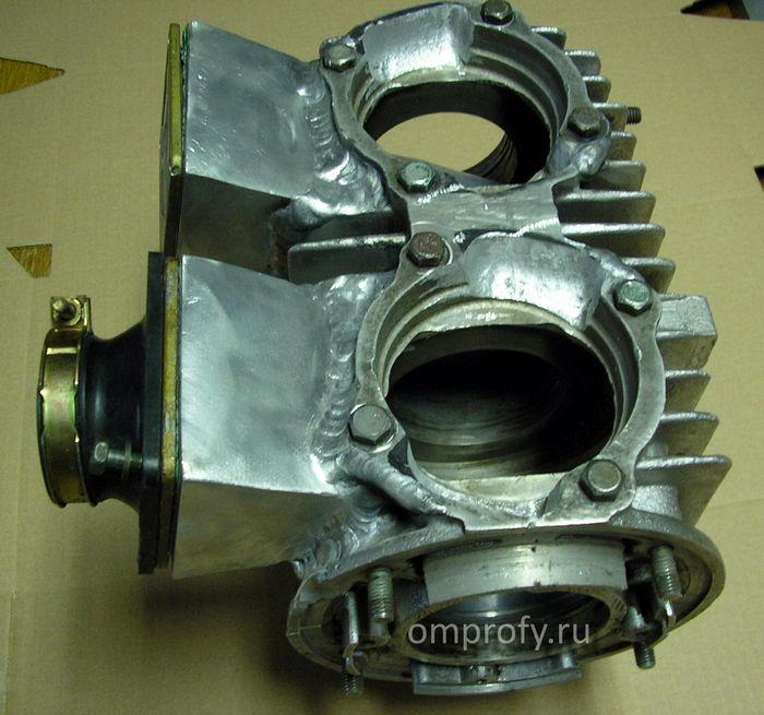 Двигатель для дельталета - как доработать двигатель рмз-640 «буран»