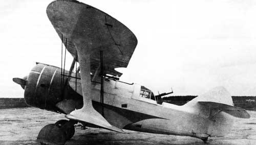 Двухместный истребитель ди-6 (цкб-11).
