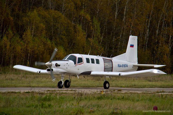Dyn'aero mcr 4s. технические характеристики. фото.