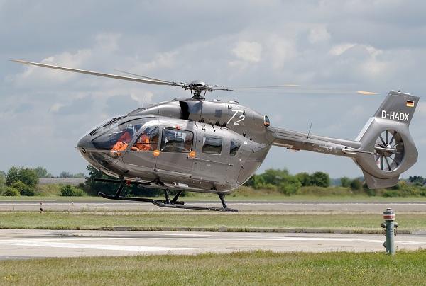 Eurocopter ec145 t2. фото. характеристики.
