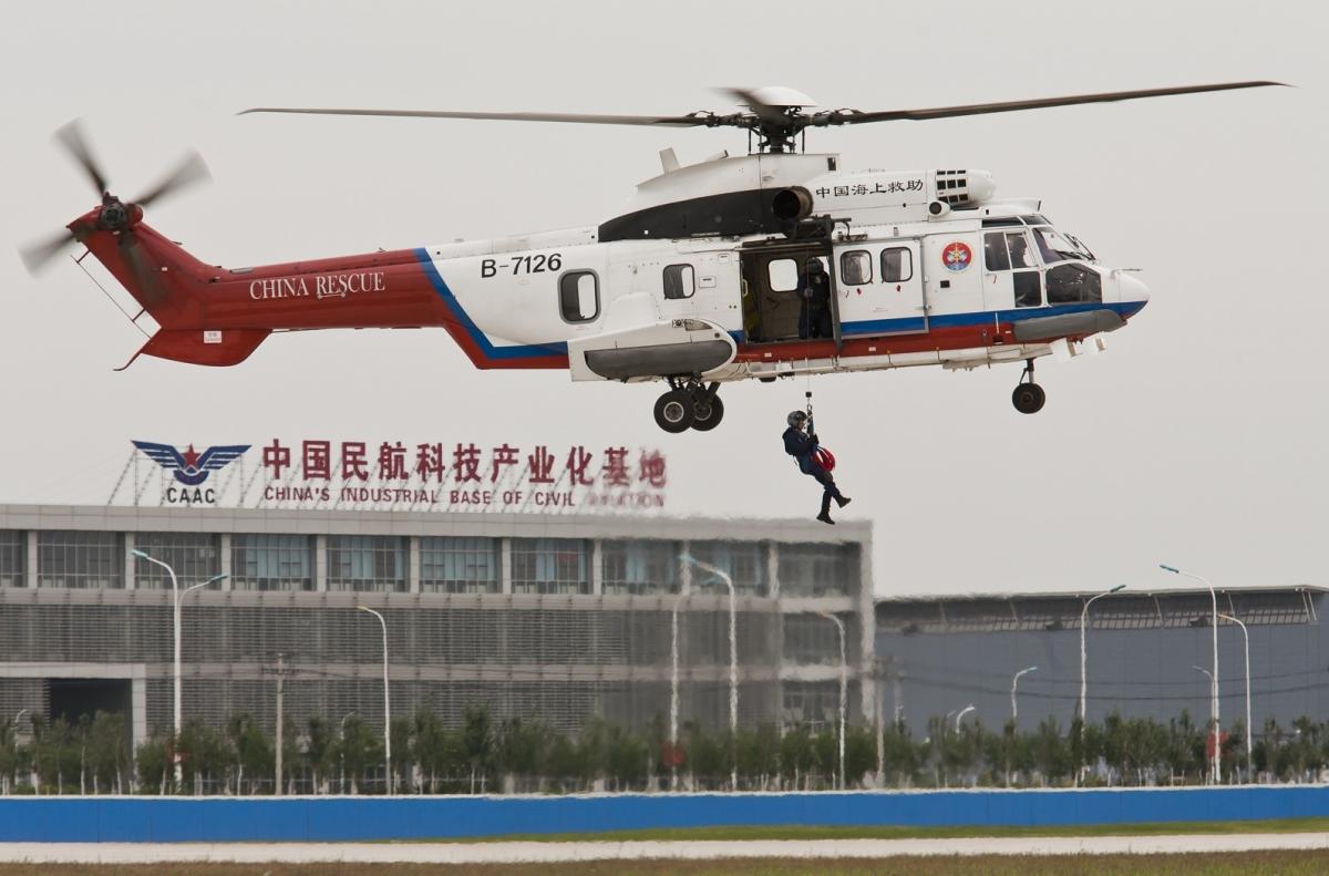 Eurocopter ec225 super puma. характеристики. фото.