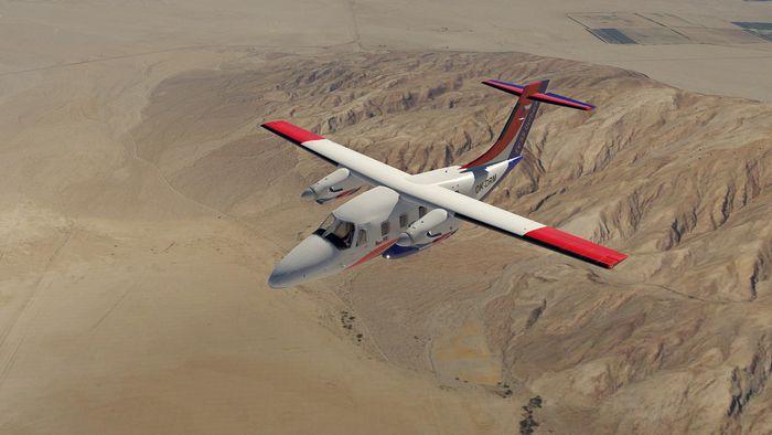 Evektor ev-55 outback. технические характеристики. фото.
