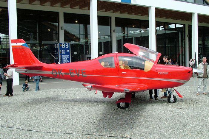 Evektor vut100 cobra. фото. технические характеристики.