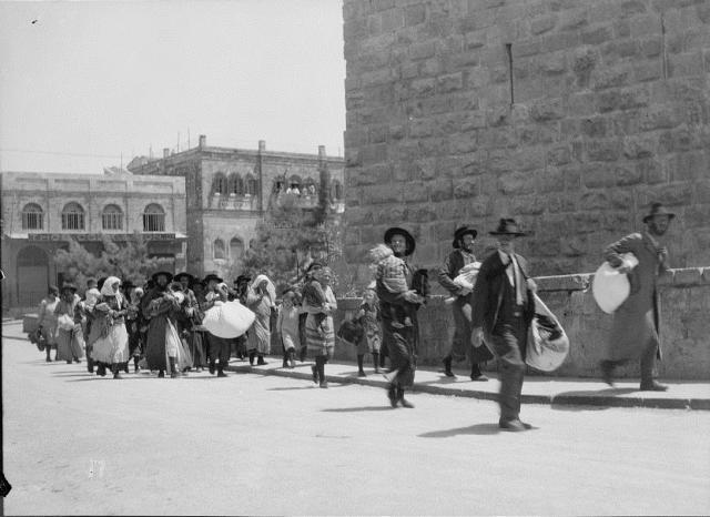 Еврейский вопрос и палестина в мире французского государства. часть і