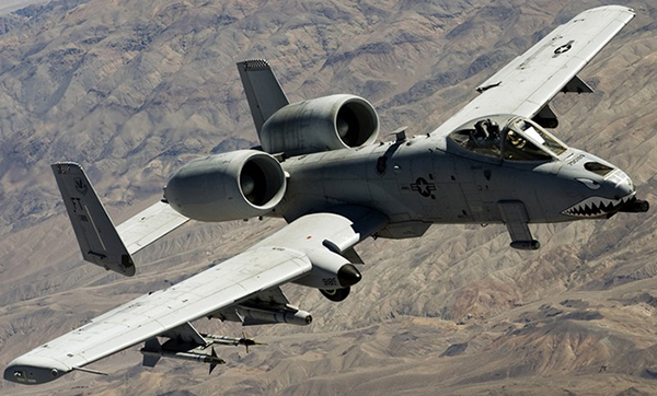 Fairchild a-10 thunderbolt ii. фото. видео. характеристики.
