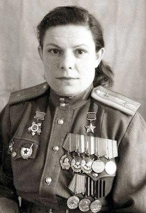 Федутенко надежда никифоровна