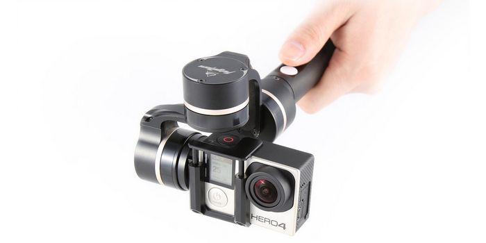 Feiyutech x8. технические характеристики. фото.