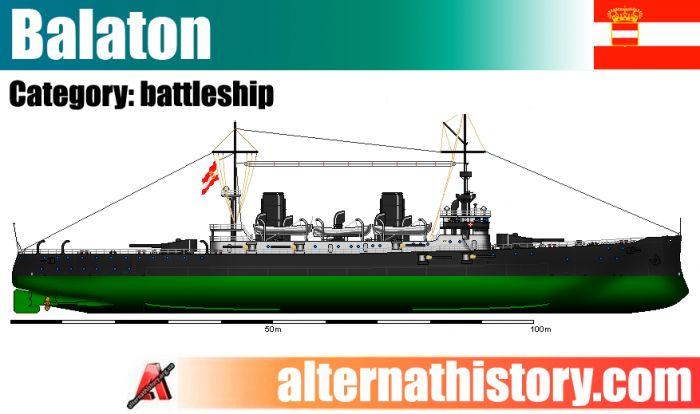 Флот германской империи в мире царя алексея петровича. первенцы – броненосцы типа «балатон»