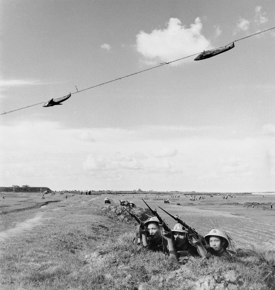 Фото дня: всенародная воздушная война