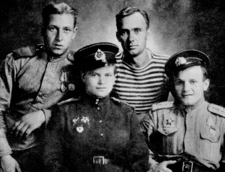 «Фрау черная смерть». как женщина стала командиром взвода морской пехоты