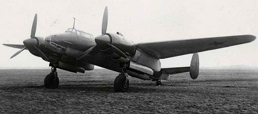 Фронтовой бомбардировщик фб (самолет 103в).