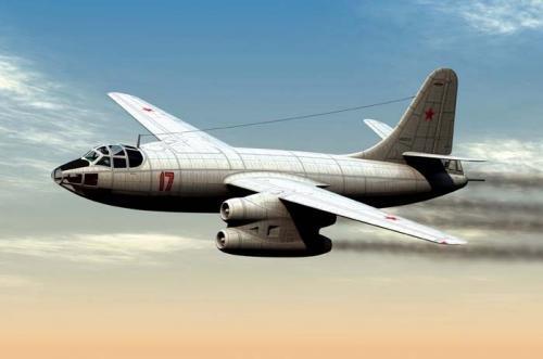Фронтовой бомбардировщик рб-17 (проект).