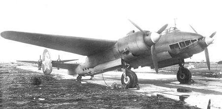 Фронтовой разведчик ту-2р.