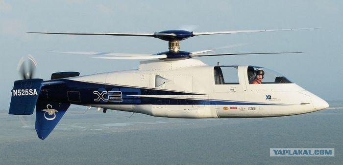 Где современные вертолеты россии?