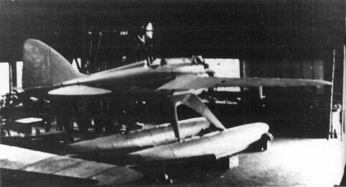 Гонка за призраком скорости. гоночные гидросамолеты французской компании bernard.часть 2