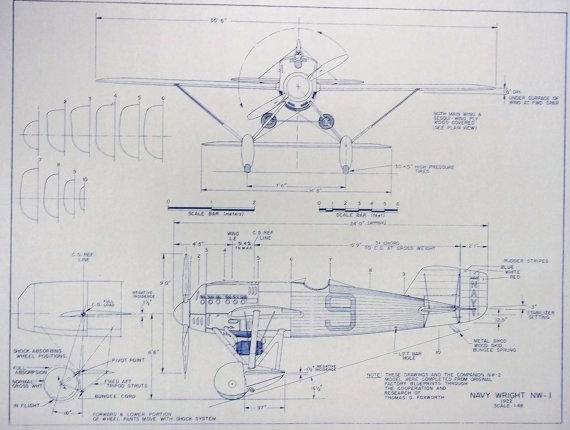 Гонка за призраком скорости. гоночный самолеты navy-wright nw-1 и nw-2. сша