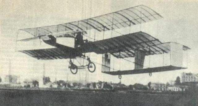 Гонка за призраком скорости. опыт с удельной нагрузкой (1903—1914 гг.)