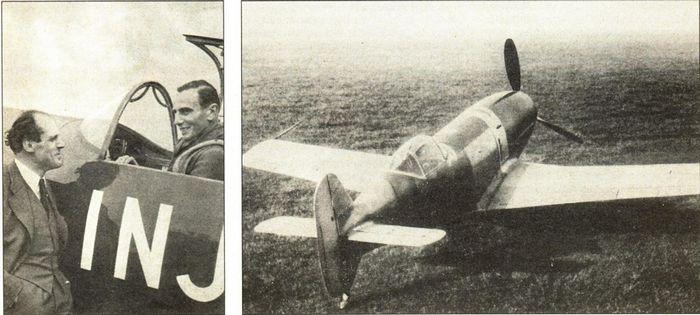 Гонка за призраком скорости. рекордный самолет me 209 v-1. германия