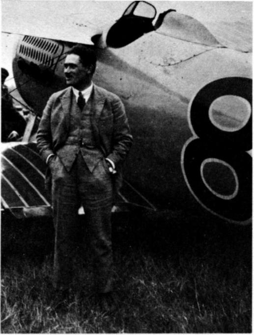 Гонка за призраком скорости. рекордный самолет spad-herbemont xx bis-6. франция