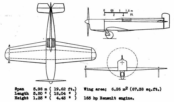 Гонки 1933 года на кубок дётч-де-ла-мёрт часть 3 гоночные самолеты farman f 370 и f 380