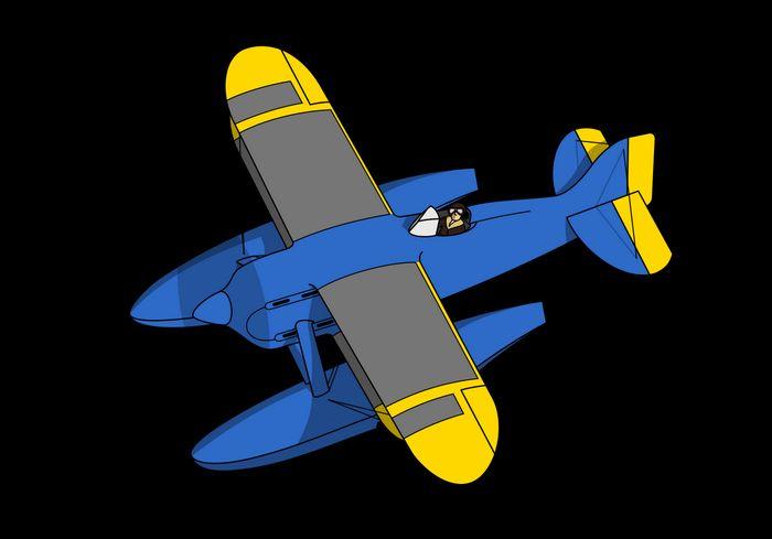 Гоночный самолет kirkham-williams racer. сша
