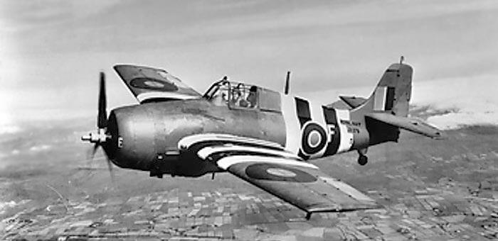 Grumman f4f wildcat. фото. характеристики.