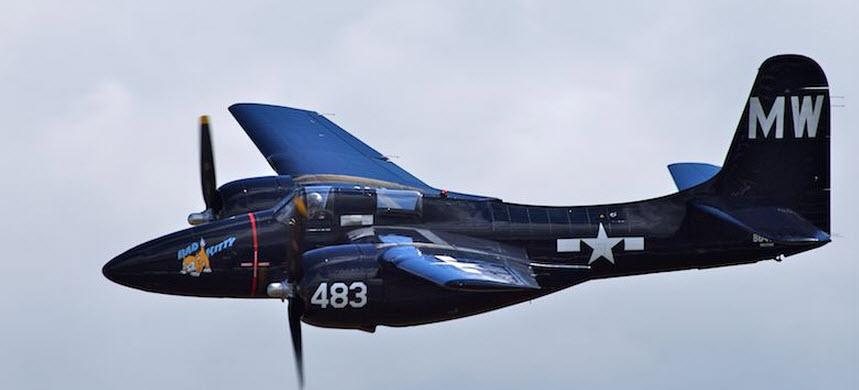 Grumman f7f-1 tigercat. фото. характеристики.