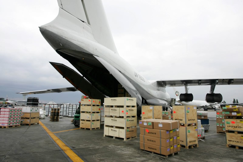 Груз авиа перевозкой. российские грузовые авиакомпании