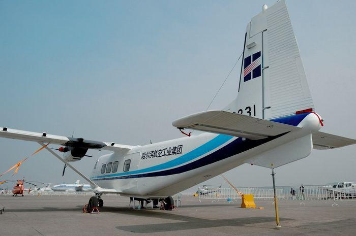 Harbin y-11. технические характеристики. фото.